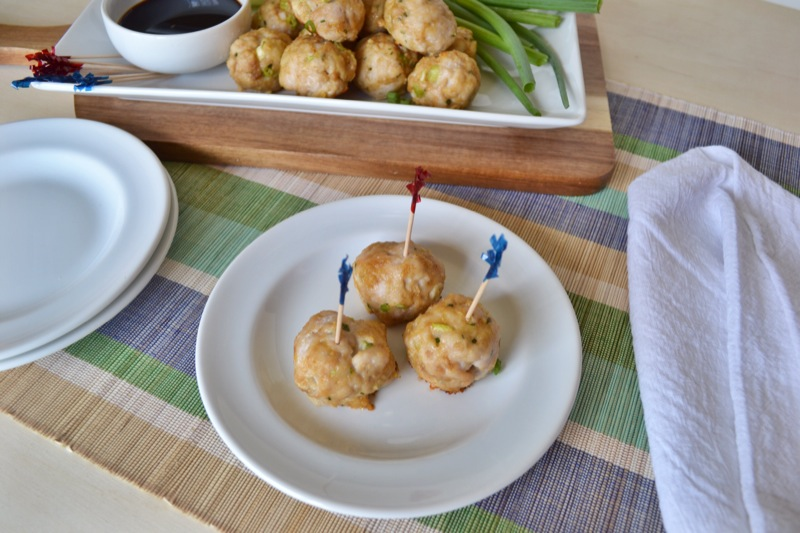 turkey meatball- easy appetizer or main dish