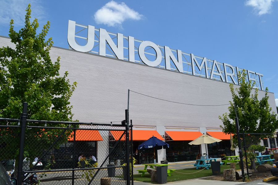 Union Market in Washington D.C.