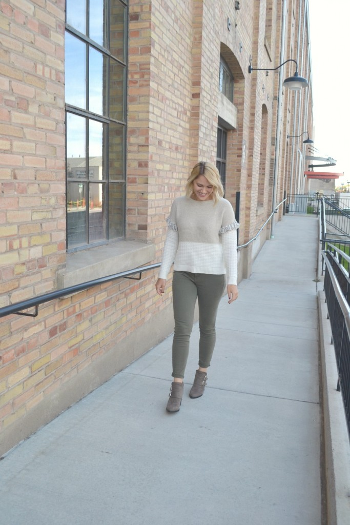 casual fall outfit // thefabblog.com