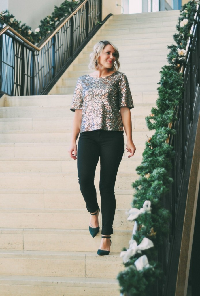 casual holiday look // www.thefabblog.com