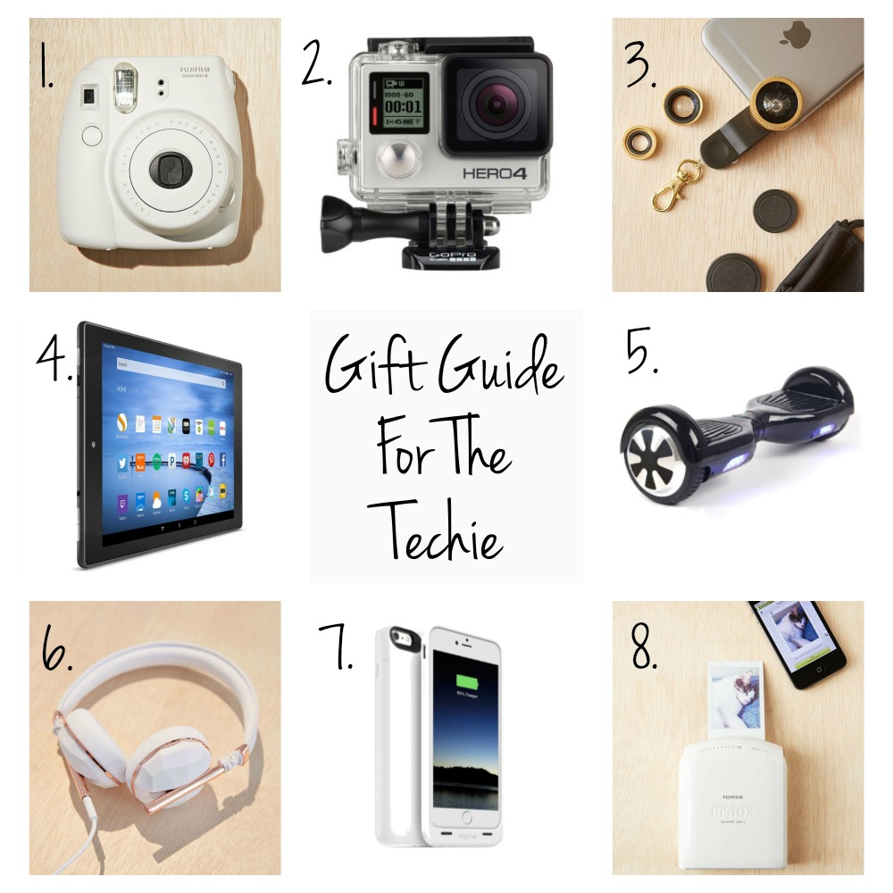 gift guide for the techie // www.thefabblog.com