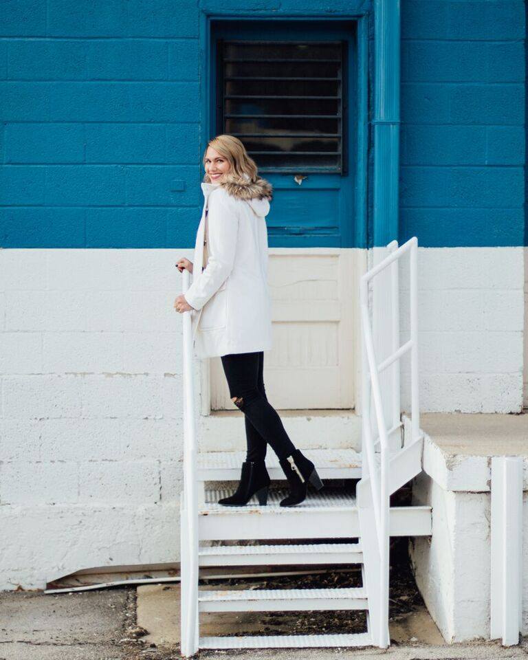 winter outfit // www.thefabblog.com