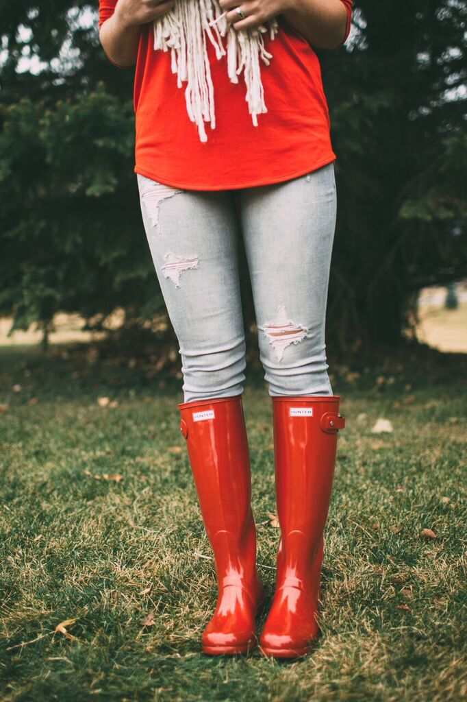 red hunters // www.thefabblog.com