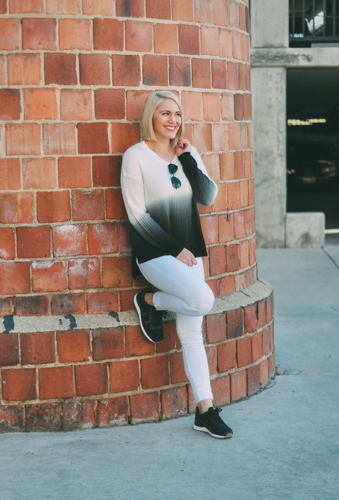 sporty spice casual outfit // www.thefabblog.com