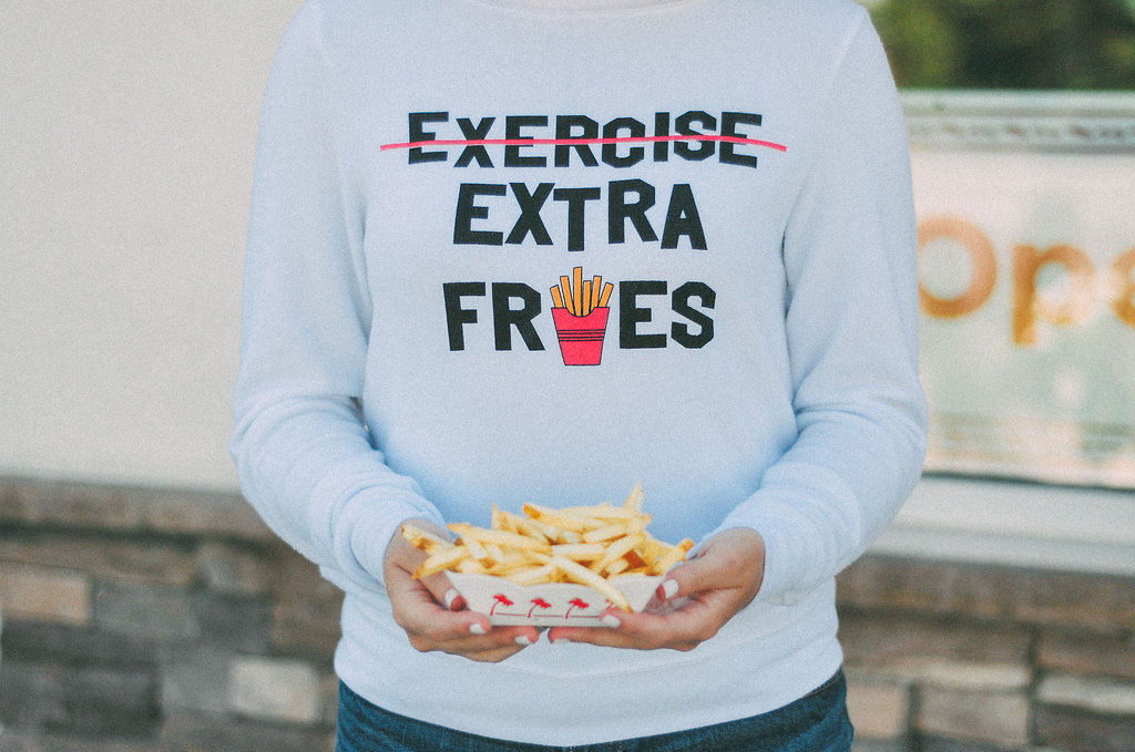 extra fries > exercise // www.thefabblog.com&#8221; src=&#8221;http://www.thefabblog.com/wp-content/uploads/2016/06/COLOR-9.jpg&#8221;> <img width=