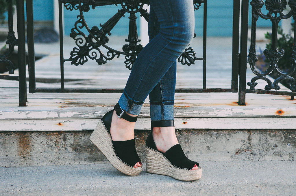 must have wedge for summer // www.thefabblog.com