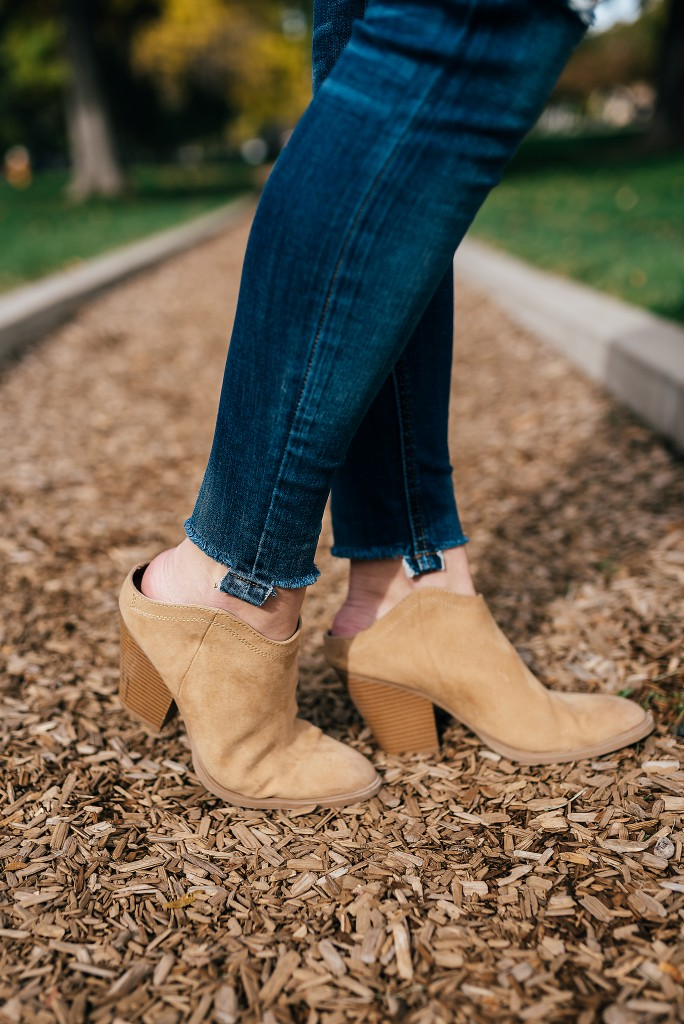 fall booties // www.thefabblog.com