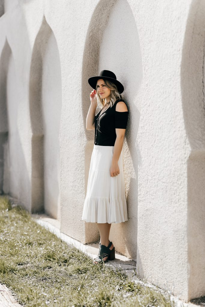 festival outfit // www.thefabblog.com